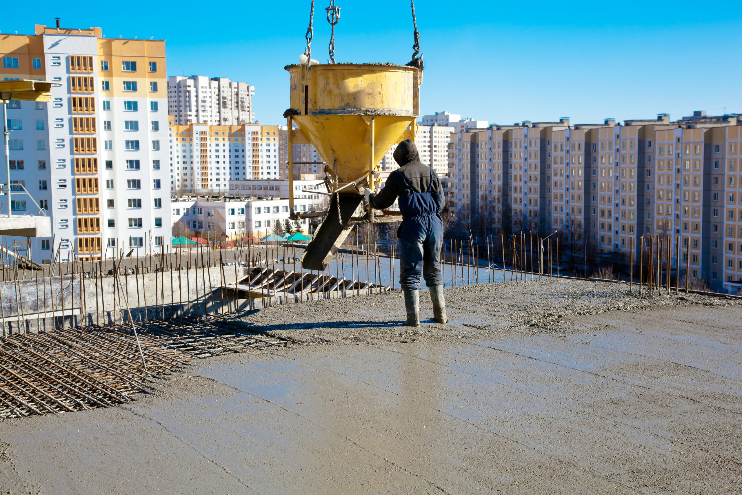 commercial concrete contractors quincy ma