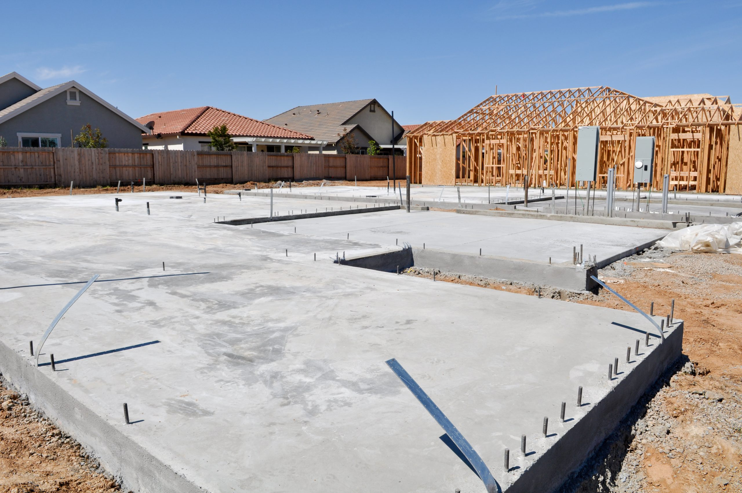 concrete foundation contractors quincy