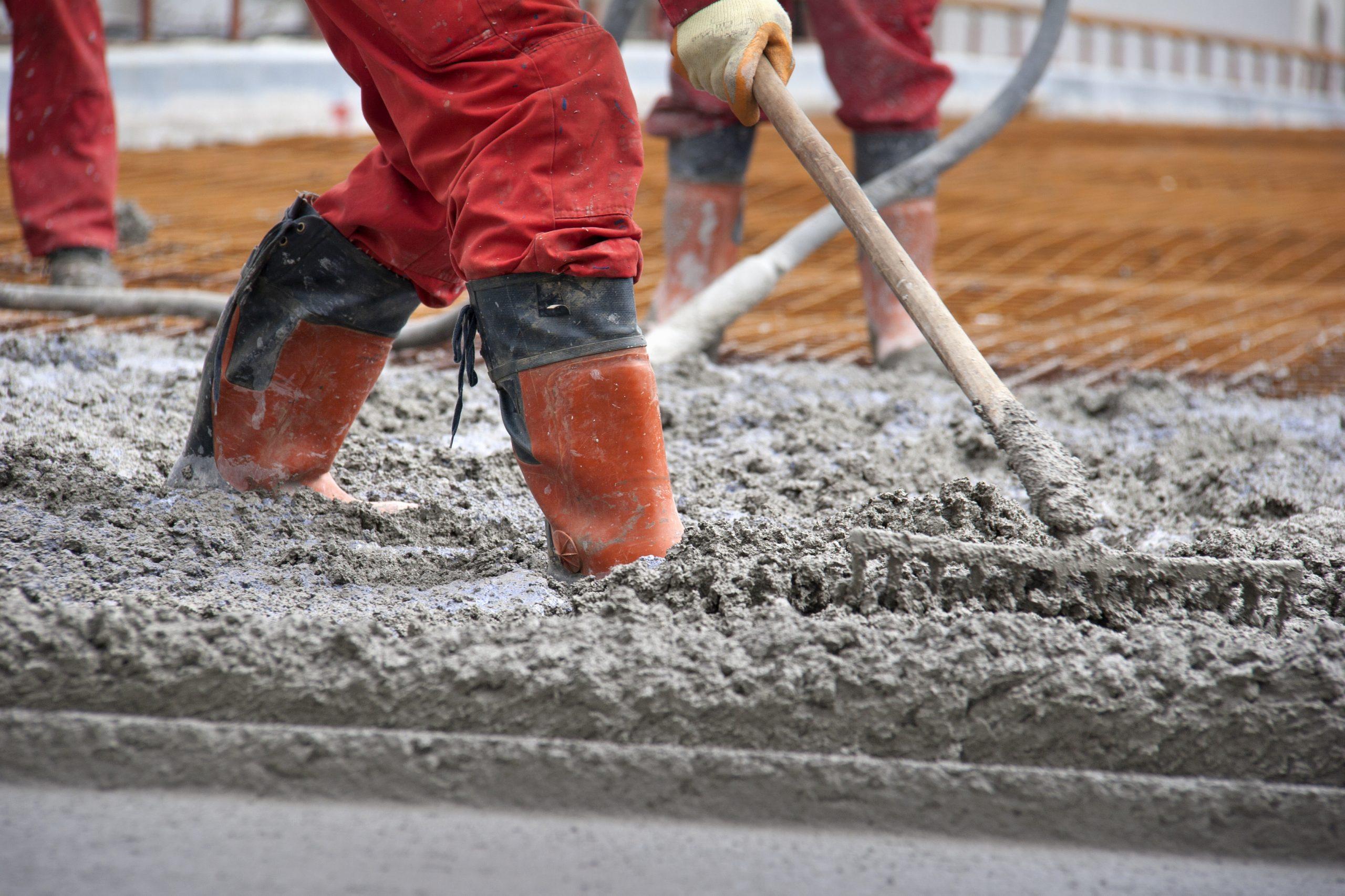 concrete services quincy ma