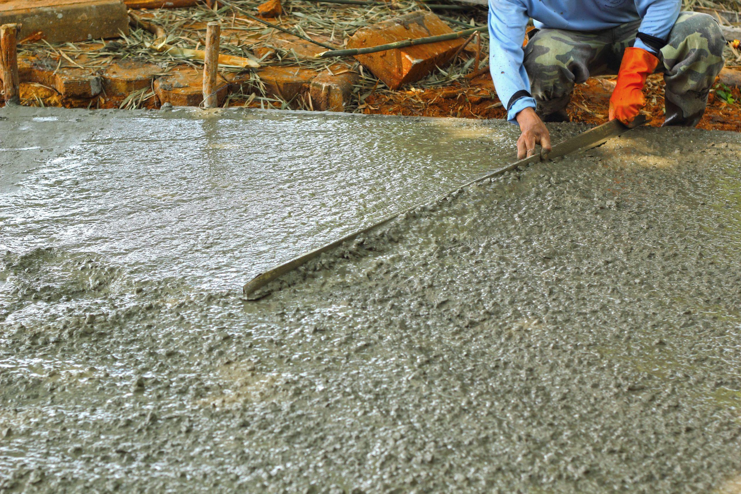 residential concrete contractors quincy