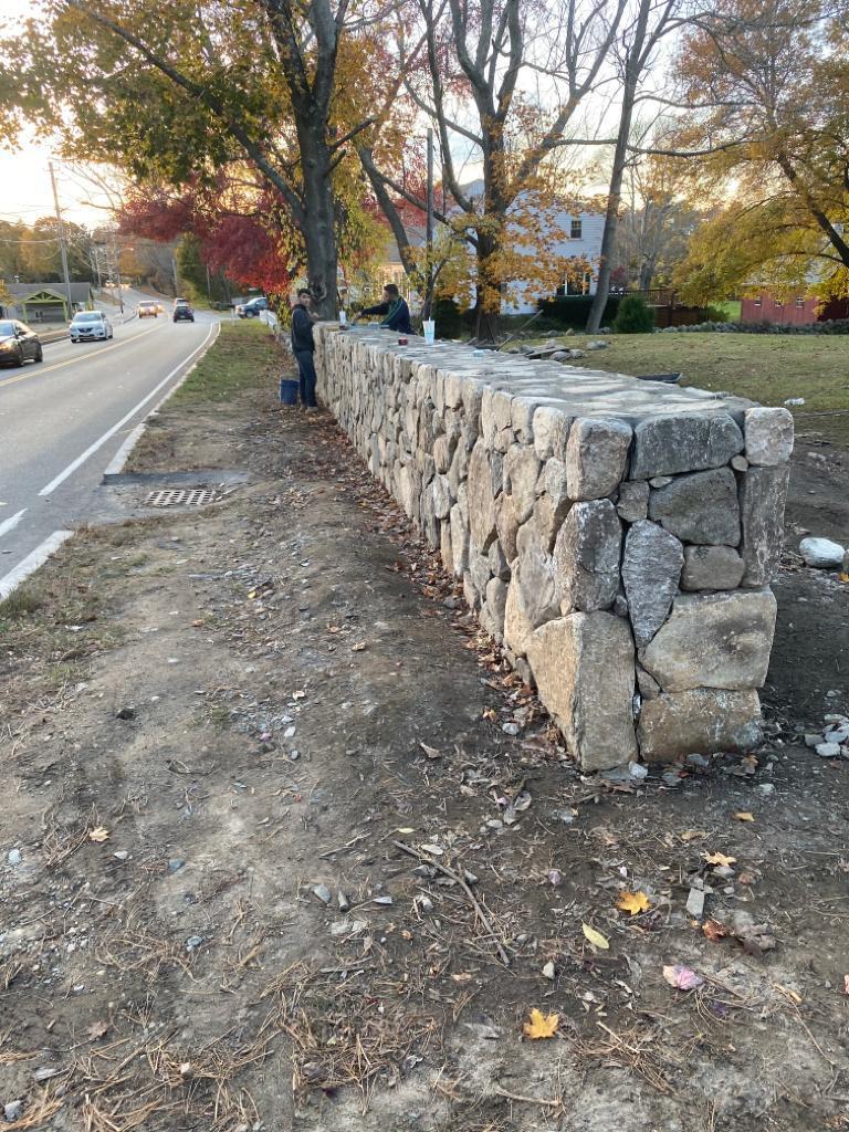 Quincy Stone Wall Contractors